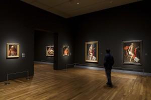 Georges de La Tour. 1593-1652. Vista de la exposición. Museo Nacional del Prado.