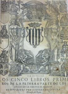 Lote 3041, Subasta 532, Anales de la corona de Aragón, 1578-1585. Mayo 2016. Durán Arte y Subastas.