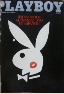 Lote 3276, Subasta 533, Playboy España. Junio 2016. Durán Arte y Subastas.