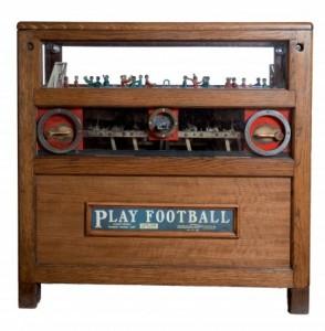 Lote 632, Subasta 533, Futbolín Chester-Pollard, 1910. Junio 2016. Durán Arte y Subastas.