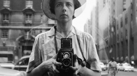 Vivian Maier, Self-portrait, undated. © Vivian Maier/Maloof Collection, Courtesy Howard Greenberg Gallery, New York. Fundación Canal, Madrid, 2016.