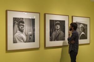 Vivian Maier. Vista exposición. Fundación Canal, Madrid, 2016.