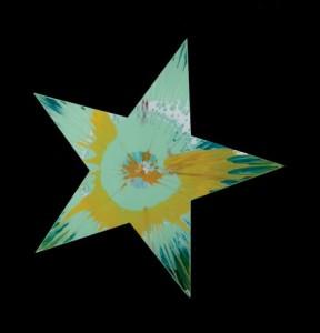 Lote 188, Subasta 534, Damien Hirst, Star Spin. Julio 2016. Durán Arte y Subastas.