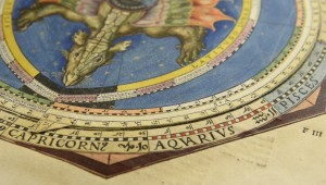 Petrus Apianus, Astronomicum Caesareum, 1540. Museo Biblioteca Nacional de España, Madrid, 2016.