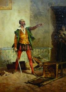 Lote 3015, Subasta 534, Don Quijote de la Mancha, 1880-1883. Julio 2016. Durán Arte y Subastas.