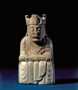 Los pilares de Europa. Rey del juego de ajedrez de Lewis, 1150-1200. CaixaForum Madrid, 2016.