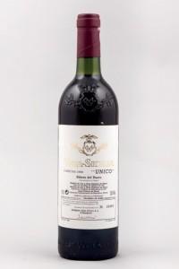 Lote 633, Subasta 538, 9 botellas Vega Sicilia Único, cosecha de 1990. Diciembre 2016. Durán Arte y Subastas.