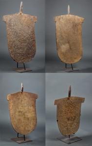 Lote 677, Subasta 538, Paleo-monedas en hierro, Mumuye, Nigeria. Diciembre 2016. Durán Arte y Subastas.