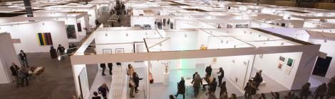 Vista de la feria de arte contemporáneo ARCOmadrid. Foto: Ifema, Madrid.