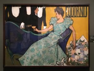 Ramón Casas: La modernidad anhelada. Caixa Forum Madrid.
