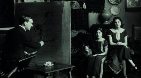 Subasta 544, Mayo 2017. Lote 266: Alfonso, Julio Romero de Torres en su estudio madrileño. Foto: Durán Arte y Subastas.