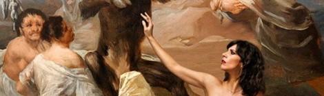 """""""Brujas, metamorfosis de Goya"""" de Denise de la Rue en el Museo Lázaro Galdiano"""