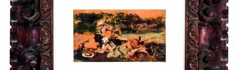 Grandes maestros del XIX en Durán Arte y Subastas