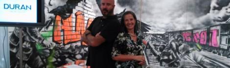 Durán online gallery: arte  urbano y venta online