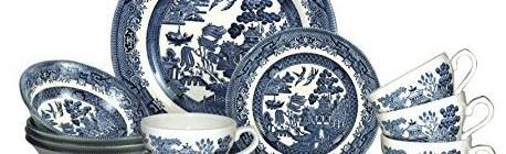 El patrón del sauce azul