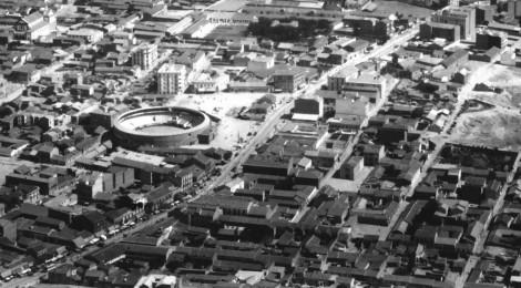 El barrio de Tetuán también tenía plaza toros