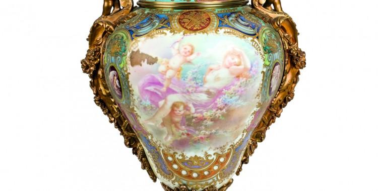 Centros de producción de porcelana en Europa