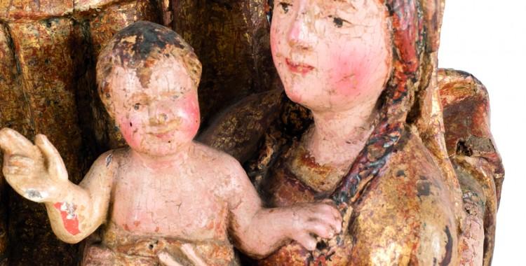 SANTA ANA TRIPLE. LA ESCULTURA CASTELLANA EN LOS SIGLOS XVI - XVII